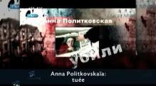Clip russe anti Poutine